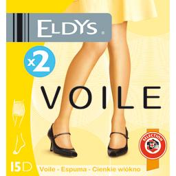 Collant voile résistant naturel 15d - t4