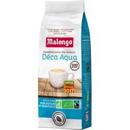 Café en grains décaféiné Déca Aqua BIO