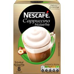 Sticks de Cappuccino noisette