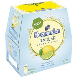 Bière blanche Radler Lemon & Lime