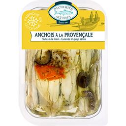 Filets anchois marines a la provencale