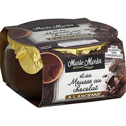 Mousse chocolat à l'ancienne