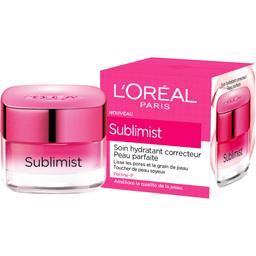 Soin hydratant correcteur peau parfaite - Sublimist