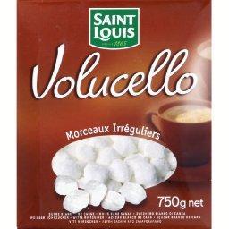 Sucre blanc de canne, Volucello