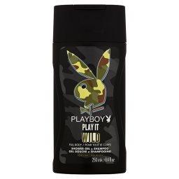 Play It Wild Żel pod prysznic i do mycia włosów
