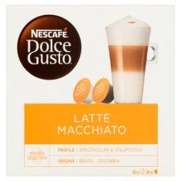 Dolce Gusto Latte Macchiato Kawa w kapsułkach 194,4 g (8 x 17,8 g i 8 x 6,5 g)