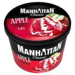 Classic Lody jabłkowe i sorbet wiśniowy