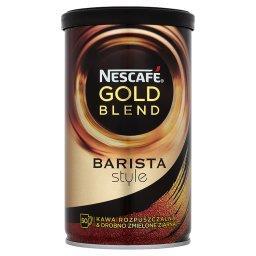 Gold Blend Barista Style Kawa rozpuszczalna i drobno zmielone ziarna