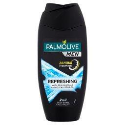Men Refreshing 2w1 Żel pod prysznic i szampon