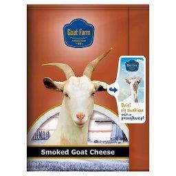 Ser kozi wędzony w plastrach