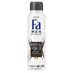 Men Xtreme Invisible Power Antyperspirant w sprayu