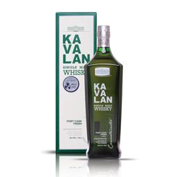 Tajwańska Whisky Concertmaster Port Cask Finish 0,7l