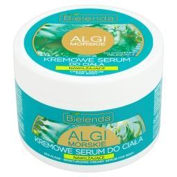 Algi Morskie Kremowe serum ciała nawilżające