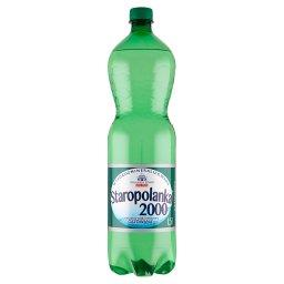 2000 Naturalna woda mineralna wysokozmineralizowana gazowana