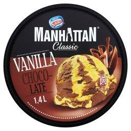Classic Lody waniliowo-czekoladowe 1,4 l