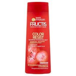 Fructis Color Resist Szampon wzmacniający do włosów farbowanych i z pasemkami