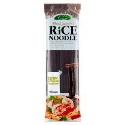 Makaron z mąką z czarnego ryżu jaśminowego