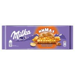 Mmmax Czekolada mleczna Peanut Caramel