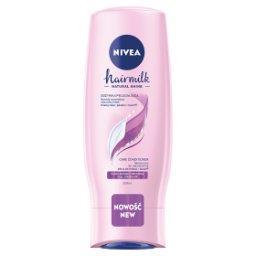 Hairmilk Natural Shine Mleczna odżywka wyzwalająca blask