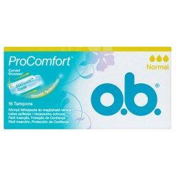 ProComfort Normal Tampony 16 sztuk