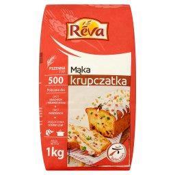Mąka pszenna krupczatka typ 500
