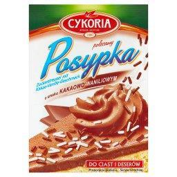 Posypka o smaku kakaowo-waniliowym