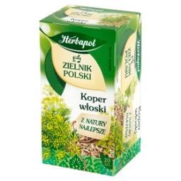 Zielnik Polski Herbatka ziołowa koper włoski 40 g