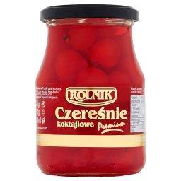 Premium Czereśnie koktajlowe czerwone