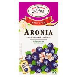 Herbatka owocowa aronia  (20 x 2 g)