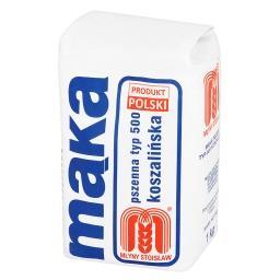 Mąka pszenna koszalińska typ 500