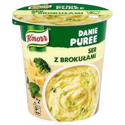 Danie Puree Ser z brokułami