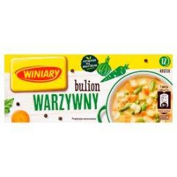 Bulion warzywny  (12 sztuk)