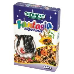 Fantasia Supermix Mieszanka paszowa pełnoporcjowa dla świnek morskich