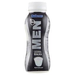 Men Pro Jogurt o smaku naturalnym z wysoką zawartośc...