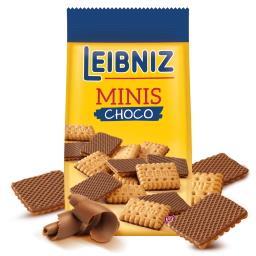 Minis Choco Herbatniki w czekoladzie mlecznej