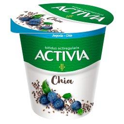 Activia Jogurt jagoda - chia