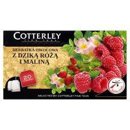 Herbatka owocowa z dziką różą i maliną 20 torebek