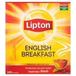 English Breakfast Herbata czarna  (100 torebek)
