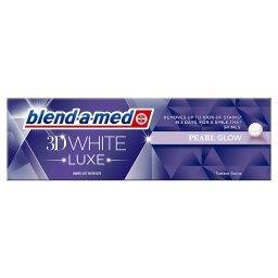 3D White Luxe Pasta do zębów 75ml, Instant Pearl Glow