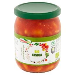 Bio fasola w sosie pomidorowym