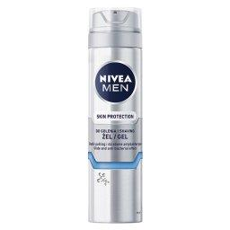 MEN Silver Protect Żel do golenia