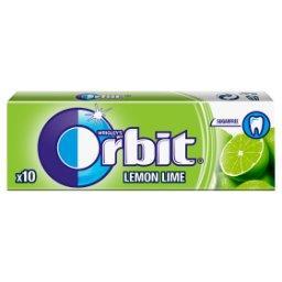 Lemon Lime Guma do żucia bez cukru  (10 sztuk)