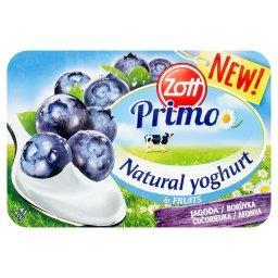 Primo Jogurt naturalny & owoce Jagoda