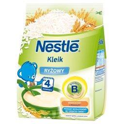 Kleik ryżowy po 4 miesiącu