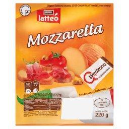 Latteó Mozzarella wędzona 220 g