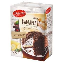 Bananata z czekoladą Ciasto w proszku