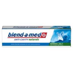 Anti-Cavity Natural Mineral Salt Pasta do zębów 100...