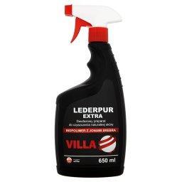 Lederpur Extra Dwufazowy preparat do czyszczenia naturalnej skóry