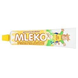 Mleko zagęszczone słodzone o smaku karmelowym