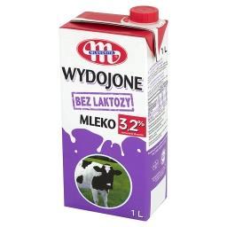 Wydojone Mleko bez laktozy 3,2% 1 l
